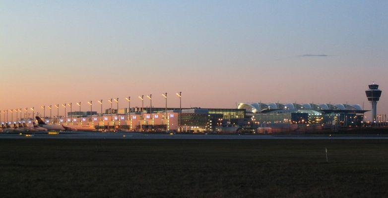 MUC - Munich Airport Terminal 2