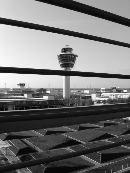 MUC - Munich Airport Tower
