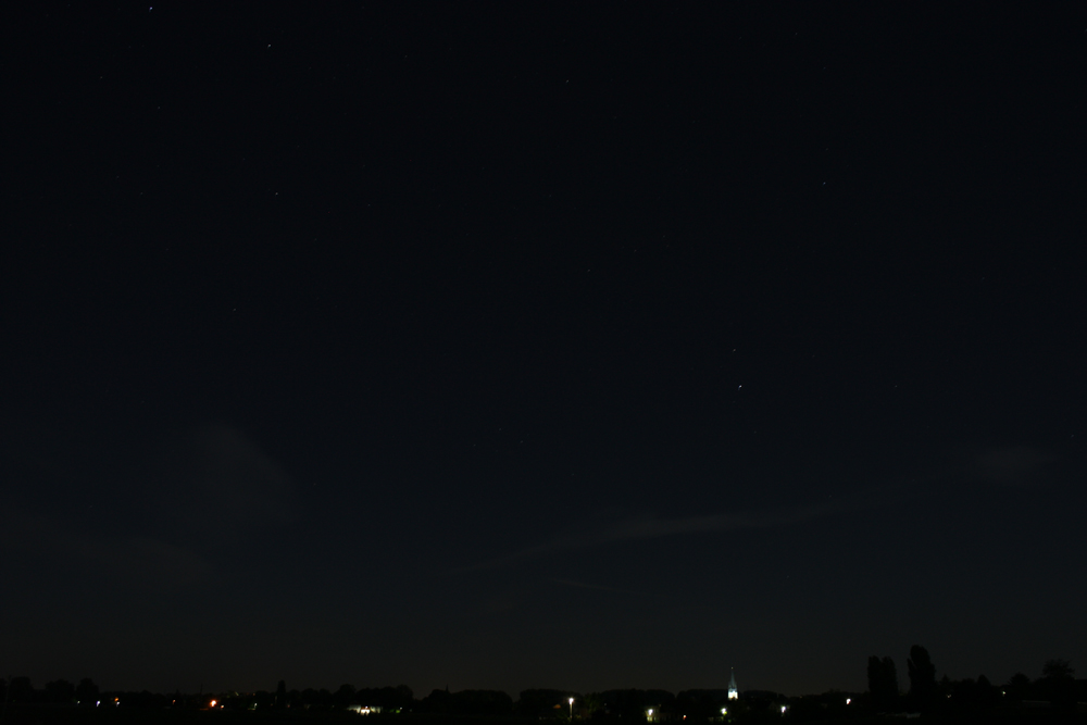 much sky , no line