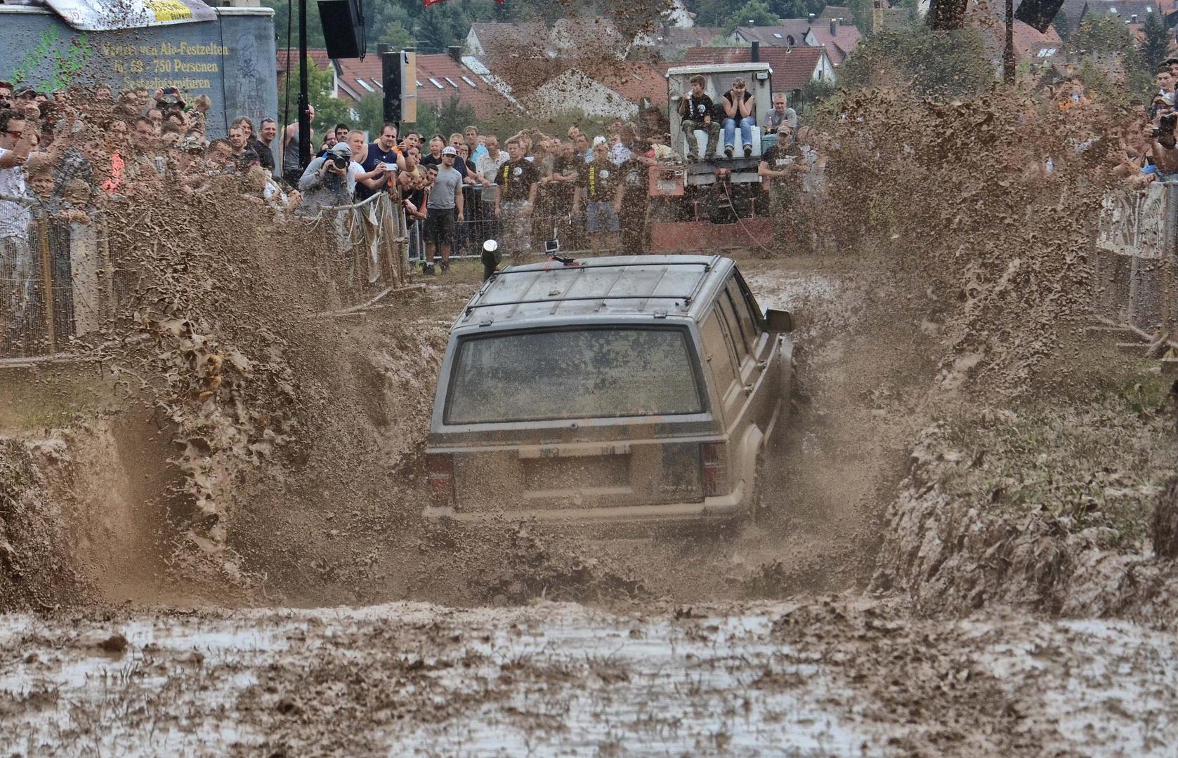 Mud Race Urbach 2013 Bild 5