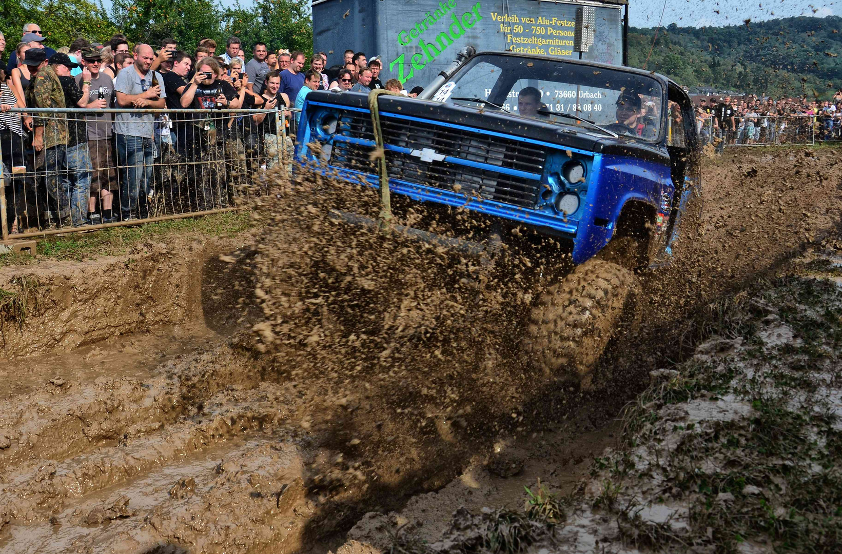 MUD RACE Urbach 2014 Bild 3