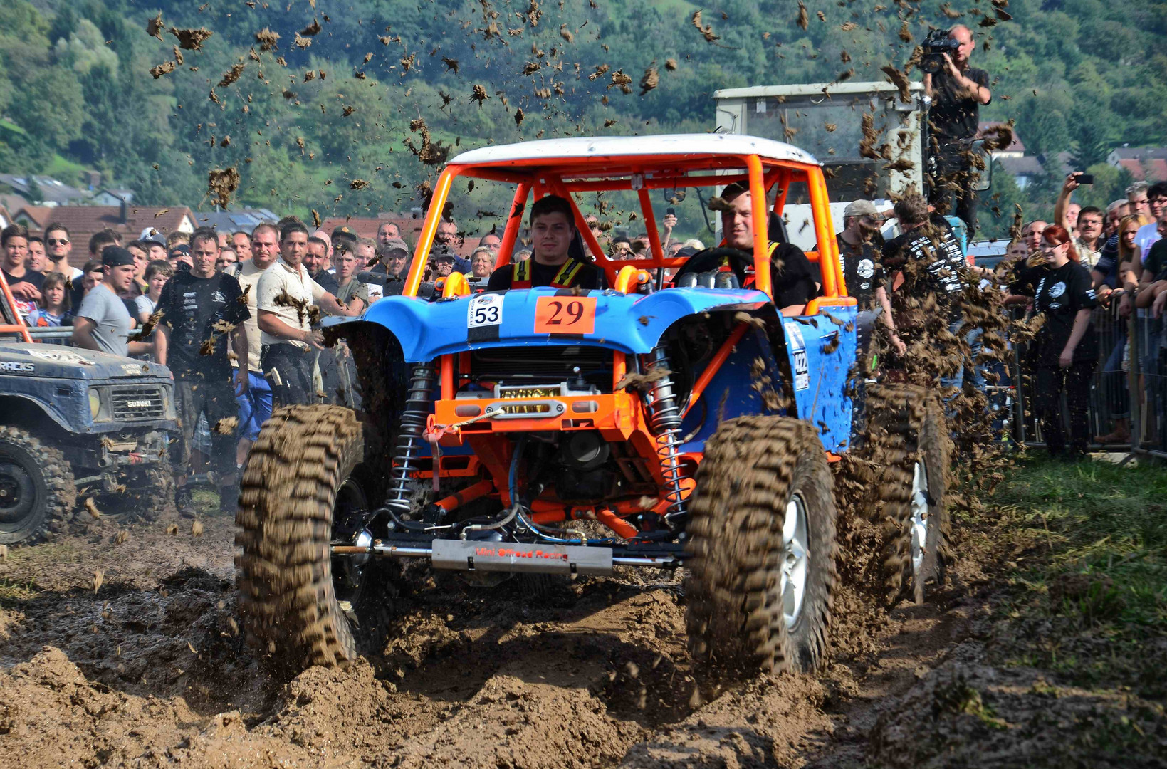 MUD RACE Urbach 2014 Bild 4