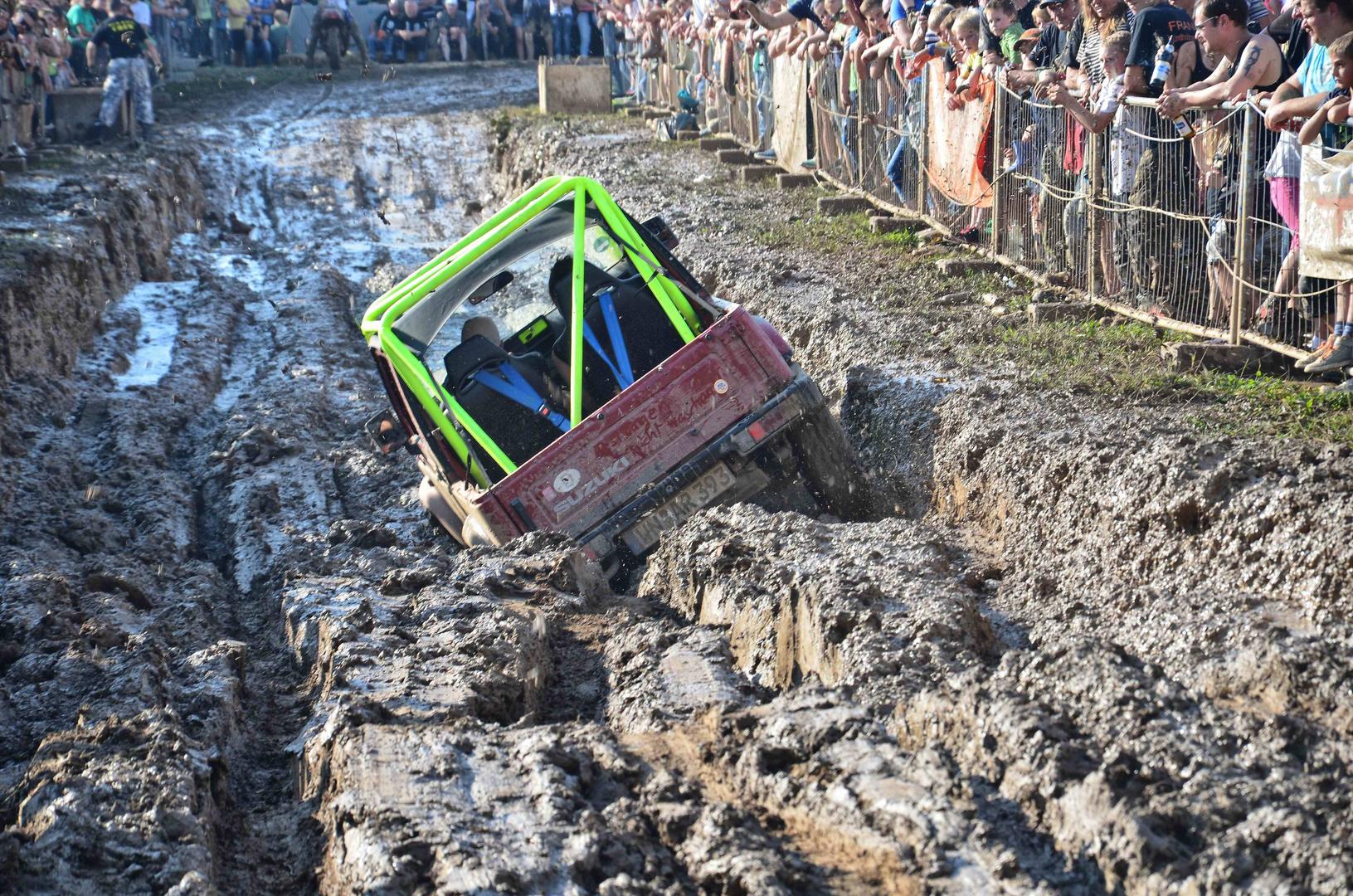 MUD RACE Urbach 2014 Bild 6