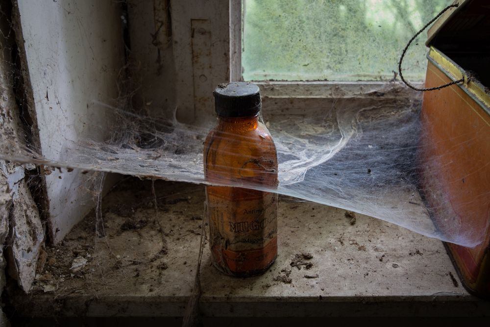 Mückenschutzmittel...
