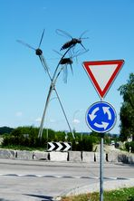 Mückenspray empfohlen ...