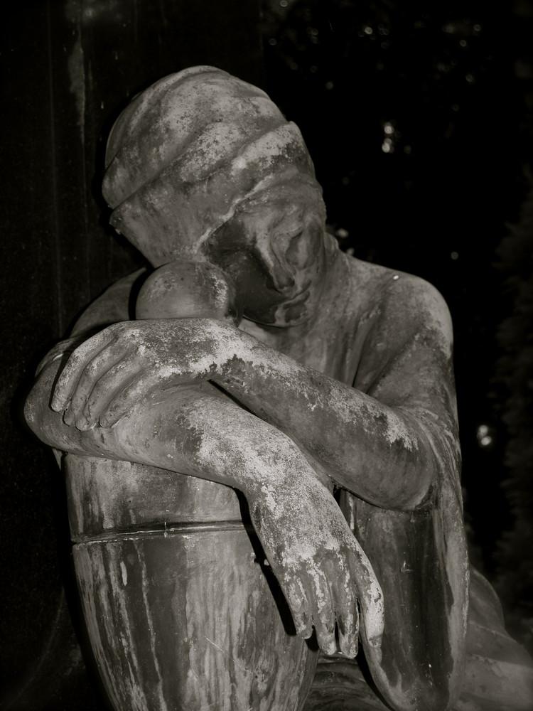 Müde vom trauern...