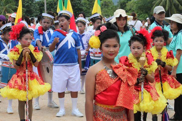 Müder Matrose - Thailand