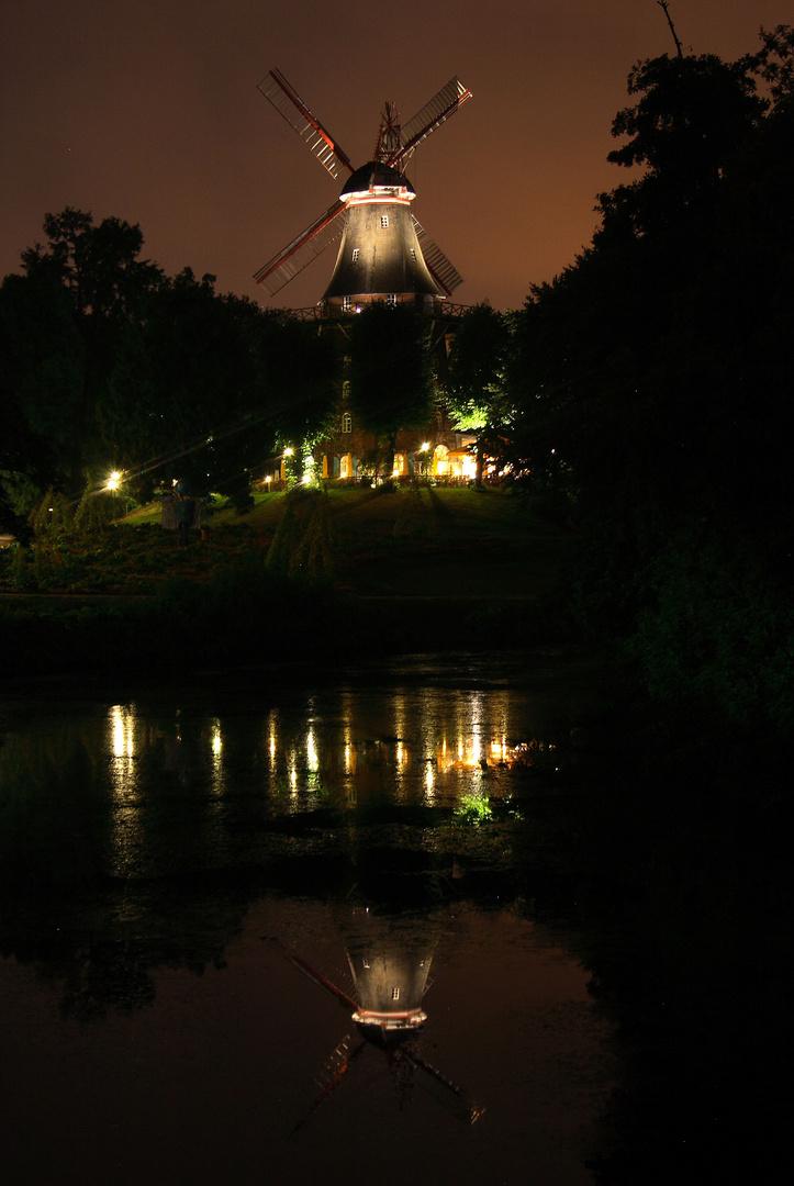 Mühle am Herdentor in Bremen