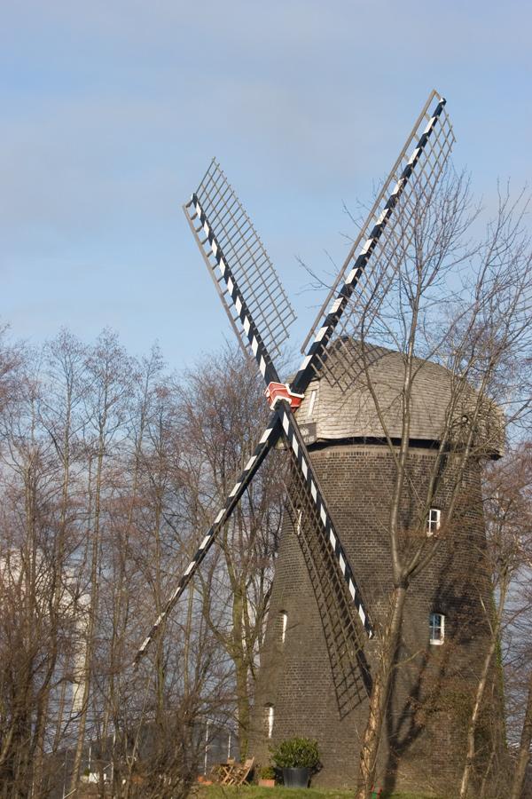 Mühle am Rhein