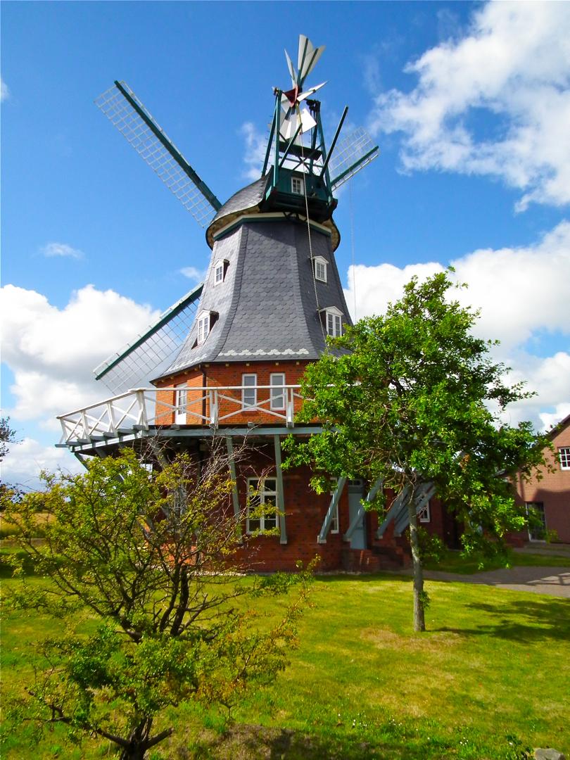 Mühle auf Föhr