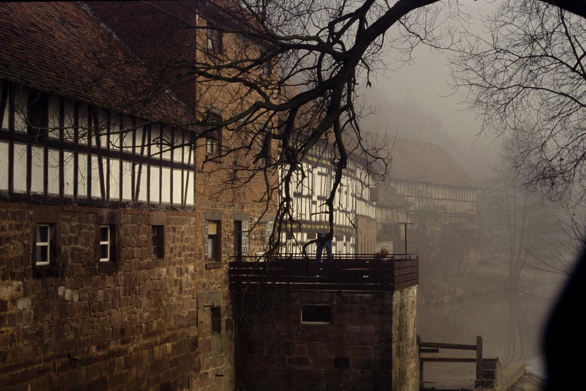 Mühle bei Anzefahr