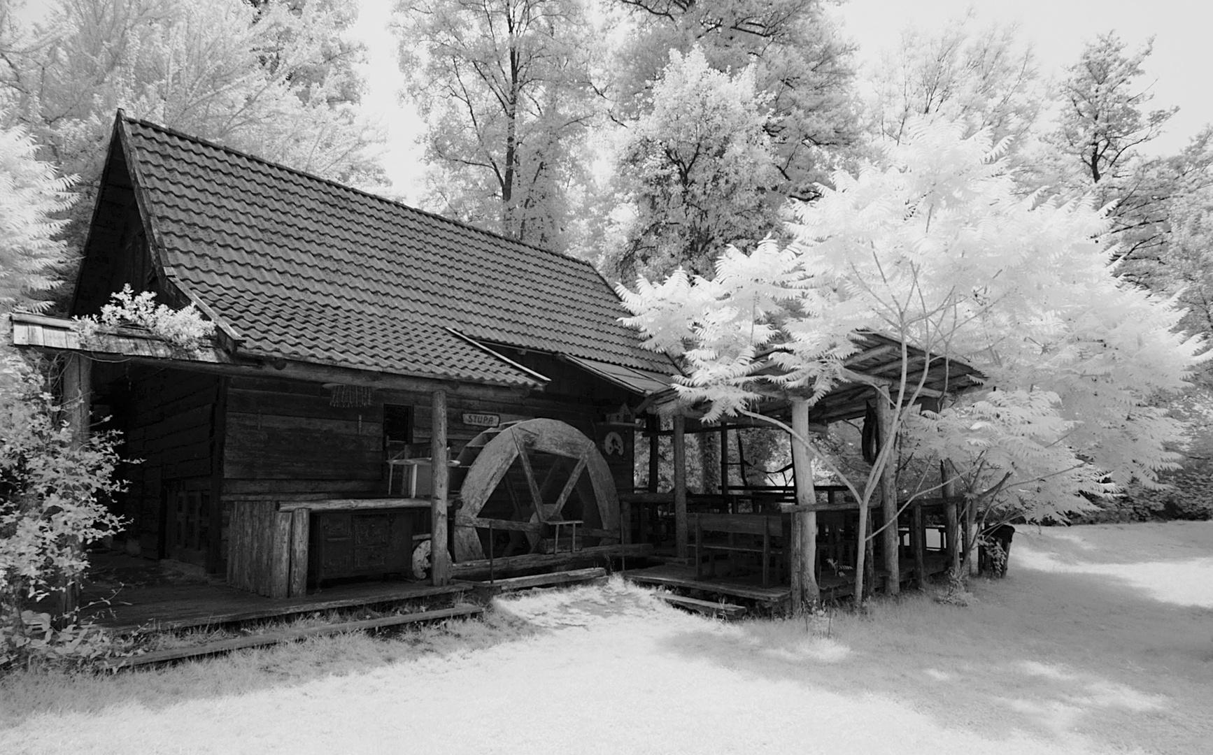 Mühle bei Slunj