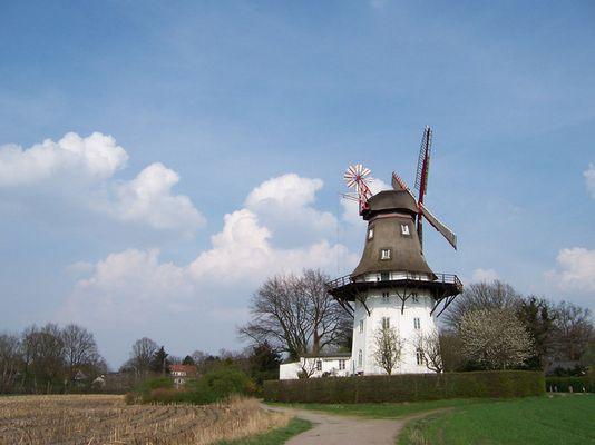 Mühle Bremen-Oberneuland