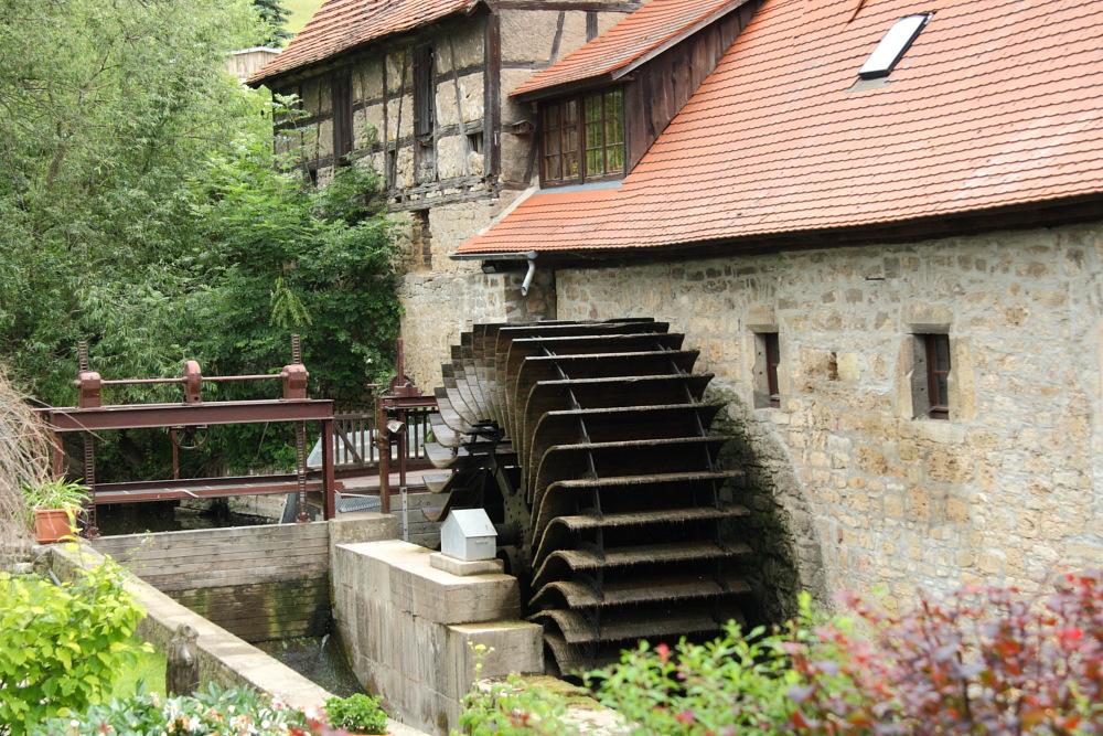 Mühle Buchfart