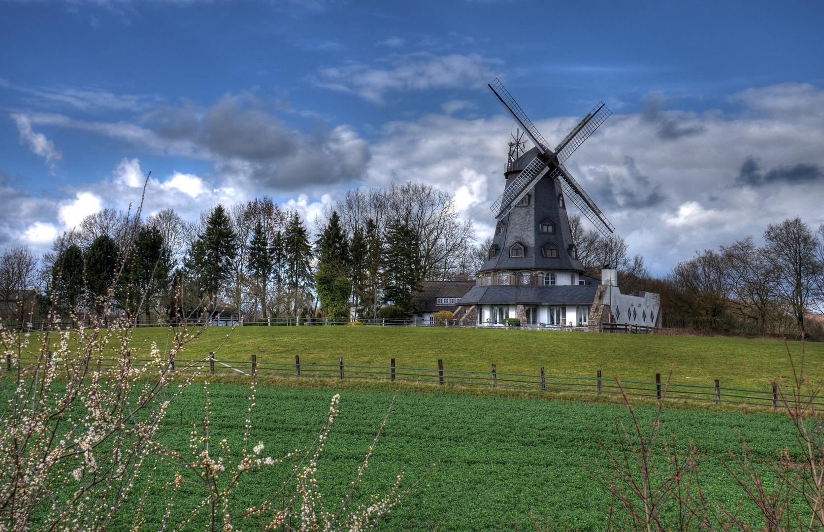 Mühle in Alt-Mölln