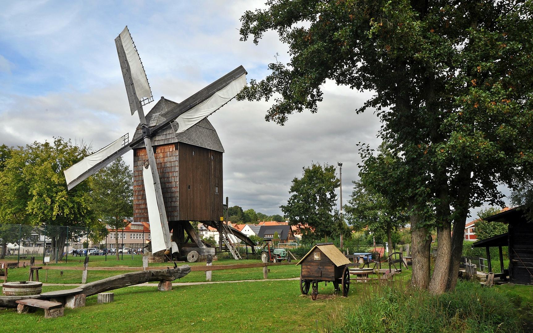 Mühle in Ebergötzen