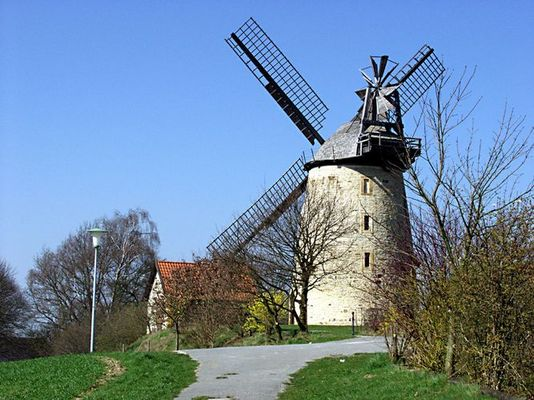 Mühle in Enger/Westfalen