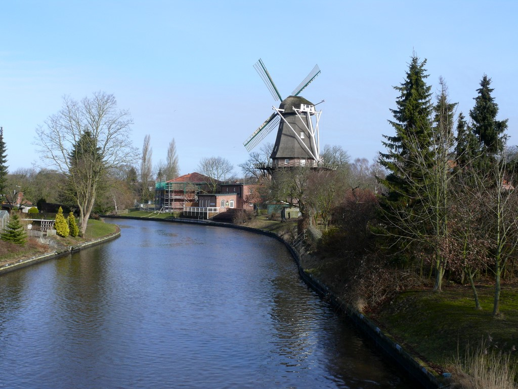 Mühle in Hinte