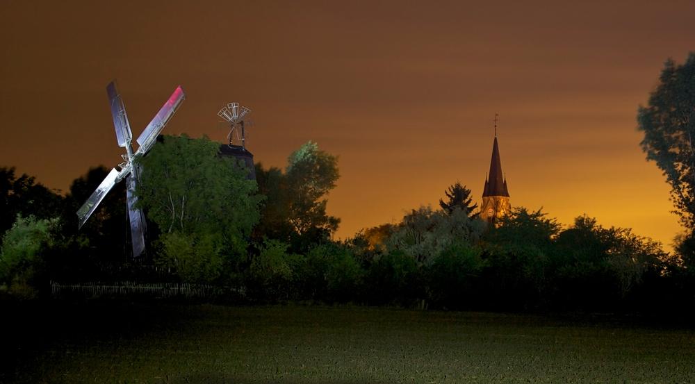 Mühle in Klein Germersleben