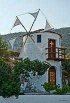Mühle in Monolithos