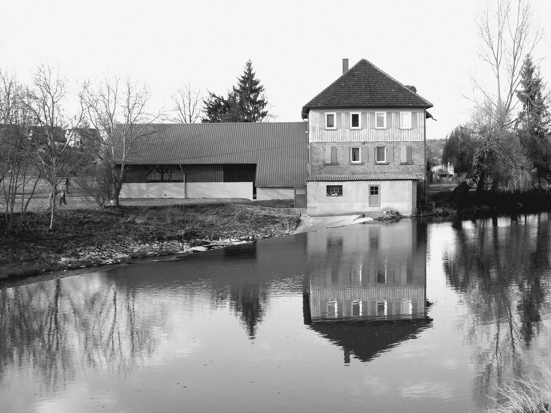 Mühle in Oedheim