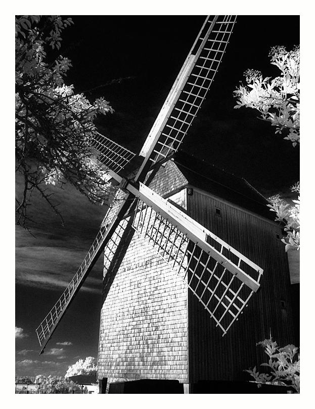 Mühle in Schwante.