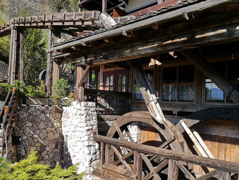 Mühle in Truden