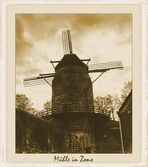 Mühle in Zons 2 in HDR &TM dann auf Alt BEA