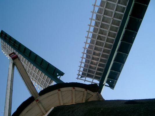 Mühle Rhauderfehn Hahnentange
