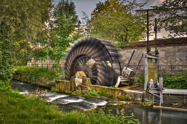 Mühle Söflingen Ulm
