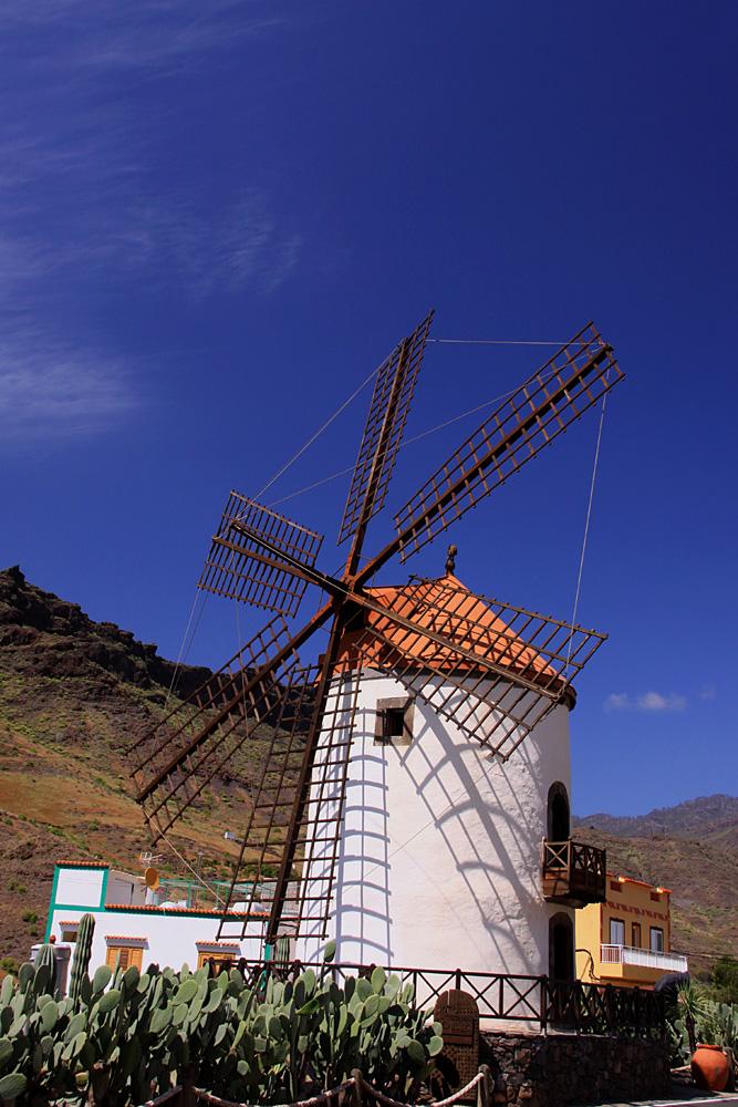 Mühle von Mogan