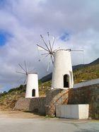 Mühlen auf Kreta