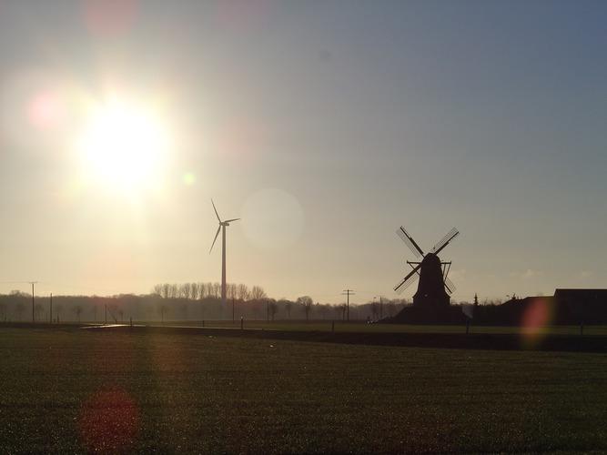 Mühlen....