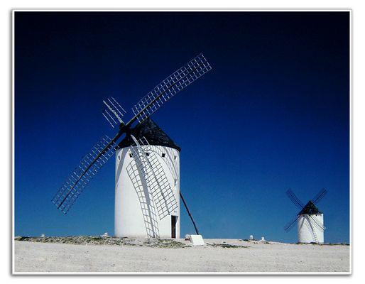 Mühlen in der Mancha...