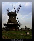 """Mühlen in Friesland / """"Stumpenser Mühle"""""""