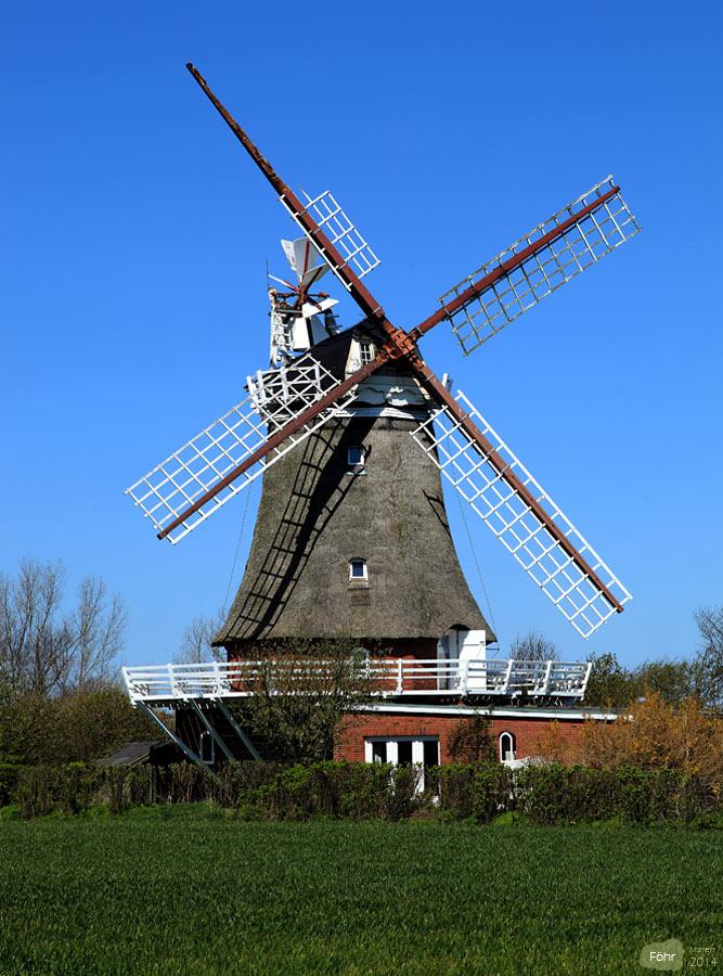 Mühlenimpression