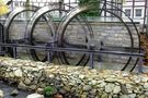 Mühlenräder von Heinz Wille