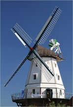Mühlentag - Windmühle Ekern