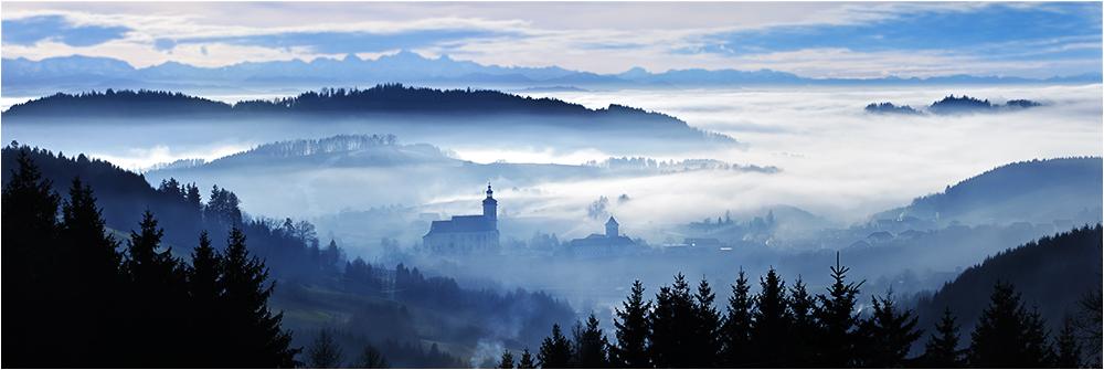 Mühlviertel in Oberösterreich