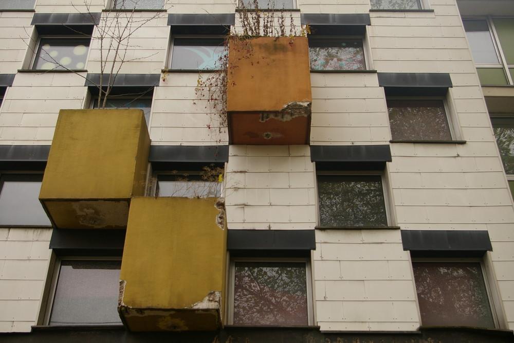 Mülheim an der Ruhr...Balkone