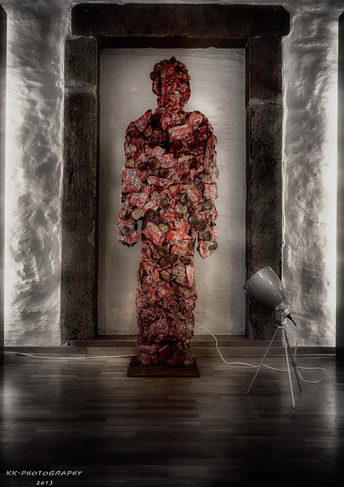 Müll-Mumie 2099