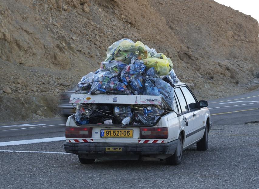 Müllabfuhr mal anders