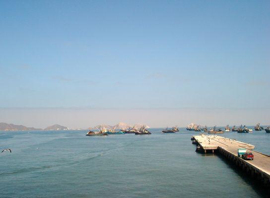 Muelle de Chimbote