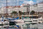 Muelle deportivo A Coruña