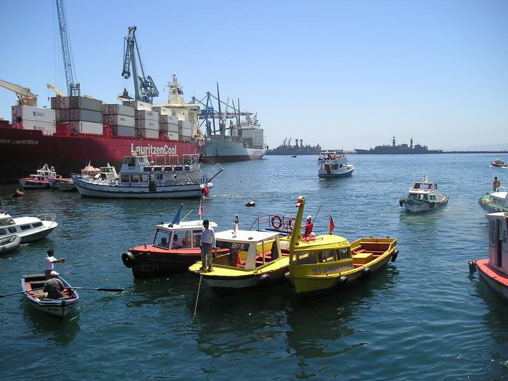 Muelle Pratt Valparaiso