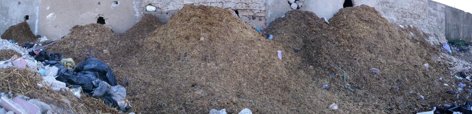 Müllentsorgung auf marokkanisch 2te