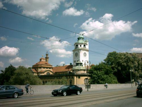 Müllersches Volksbad...