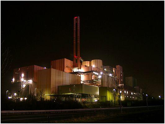 Müllheizkraftwerk Würzburg
