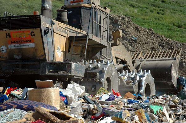 Müllkompaktor