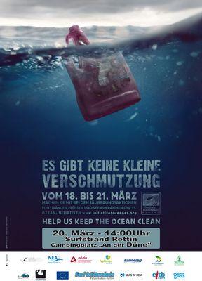 Müllsammel-Aktion in Pelzerhaken-Rettin 20. März 2010 - 14:00Uhr